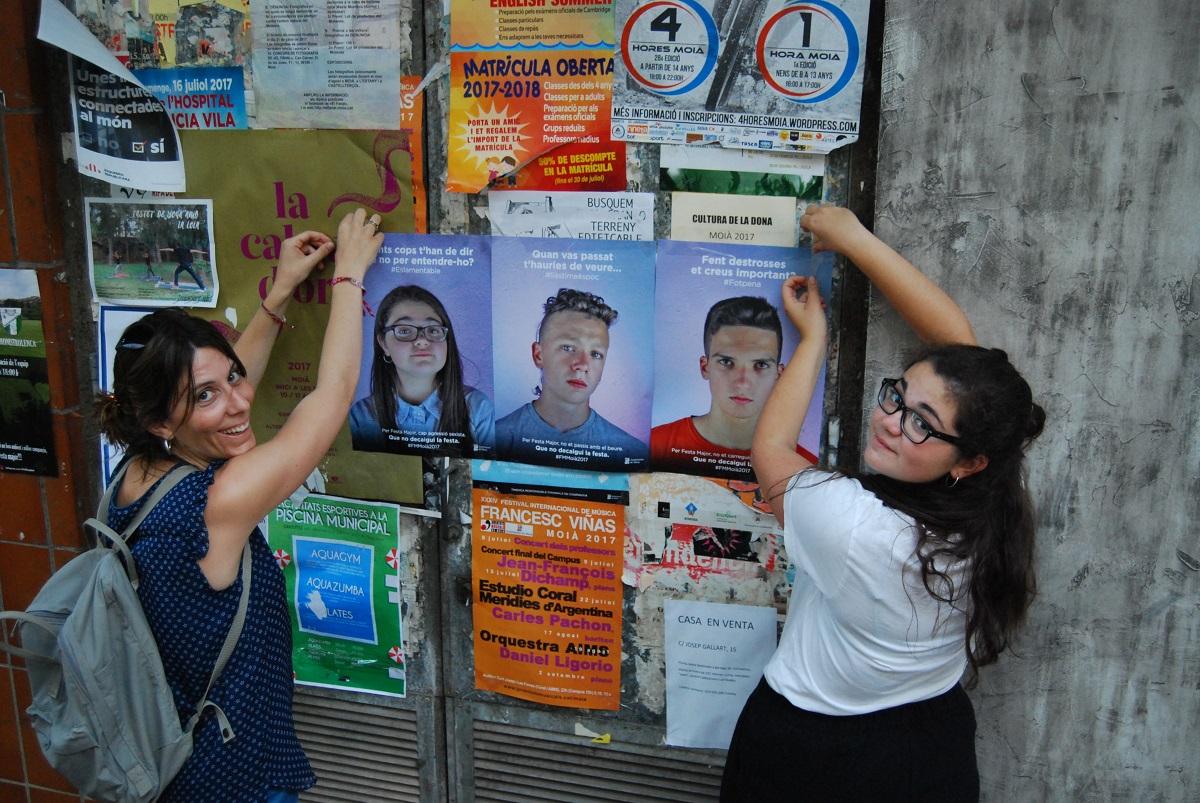 20170708. Campanya Civisme Festa Major.3