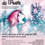 """Exposició de contes il·lustrats """"Les Aventures de l'Aura"""" al Museu de Moià"""